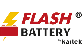 Kaitek Flash Battery Logo